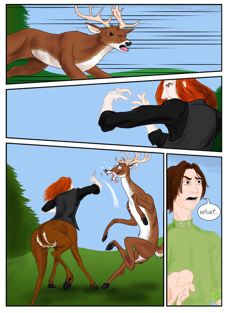 DS Side Story Page Four by Ravens-Roost