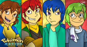 TRADE - PN Crew by caat