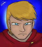 26-OC - Hero by caat