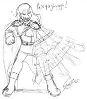 LGND - Swordsmanship by caat