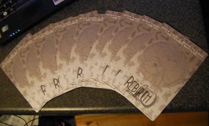10thAnniv Print Set by caat