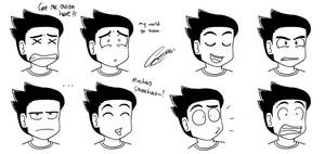Misc - Radd Expressions by caat