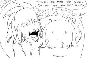 OH - Tambhis Are Better Than People by caat
