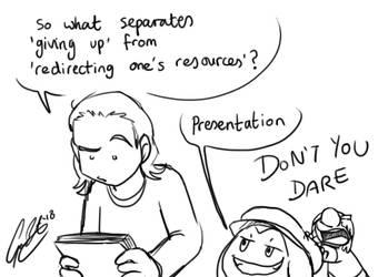 Presentation by caat