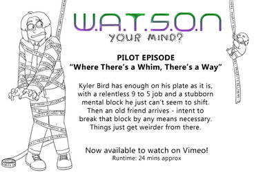 WYM PILOT - Where There's a Whim... by caat
