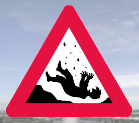 Beware of Falling Bakas by caat