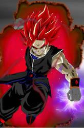 Kakarot Super Saiyan Devil by japanda82