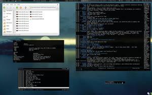 February Desktop by Gigamlol