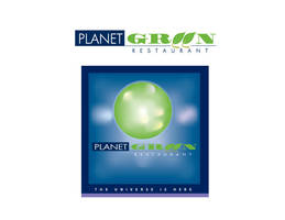 Planet Green logo by mambographic