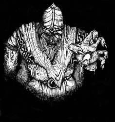Thrandeus the Controller by jediboyy