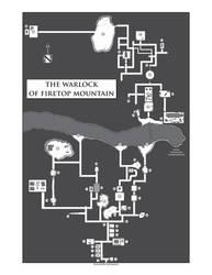 Firetop Mountain - full map by jediboyy