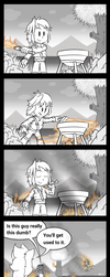 BotO 38 - Flaming sword(sman) by Zack113