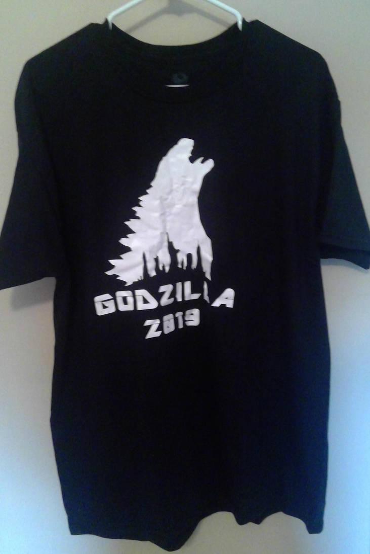 Custom Made Godzilla 2019 Shirt By Toonholt On Deviantart