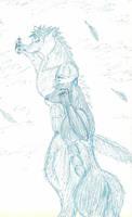 Wolf-Sasuke and His Character by JimWolfdog
