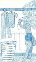 For Wolf-Sasuke by JimWolfdog