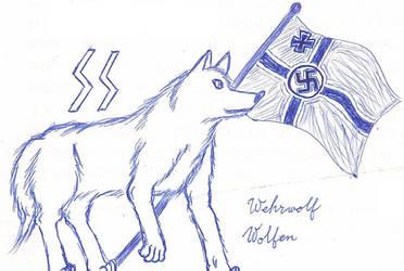 wehrwolf by JimWolfdog