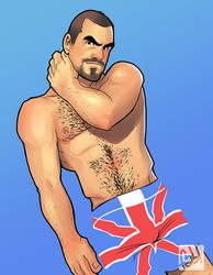 Union Jack by Fabrissou