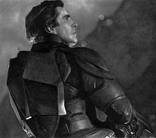dark knight pt.2 by aramismarron
