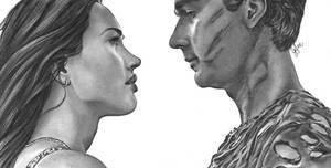 lovers by aramismarron