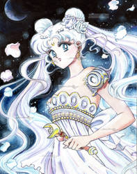 princess serenity by aramismarron