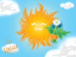 Sun by Guard-of-Minasteris