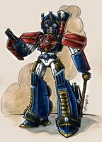 Locomotivus Prime by Guard-of-Minasteris
