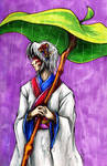 LoZ MM Link in the rain by Guard-of-Minasteris