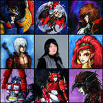 BlooD -  Art vs Artist by Guard-of-Minasteris