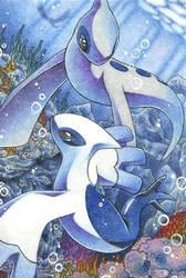 Gyanga and Lugis by Megaloceros-Urhirsch