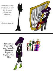 Inner Monologues by FaustiniaFipps