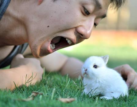 Get off my Lawn... by ksenosyd