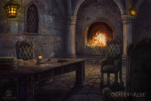 [C] Grave dormitory by MalthusWolf