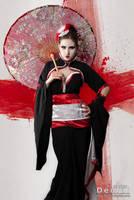 Geisha - Mister Denial by BlackNorns