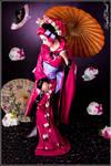 garden geisha by BlackNorns
