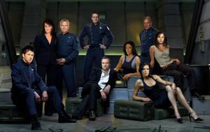 Stargate Galactica by Bebbe88