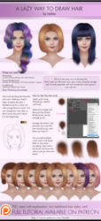 Hair Tutorial by itaXita