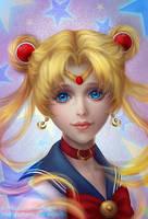 Sailor Moon by itaXita