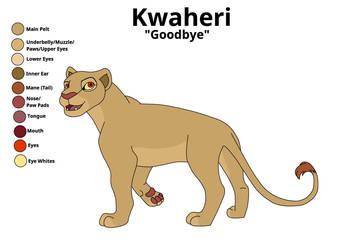 Kwaheri for albinoraven666fanart by mighty-tree-kangaroo