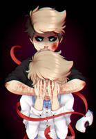 |Mascot - Anti's back| - You're next... by KingDanduri
