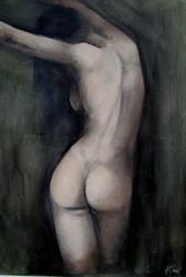 nude by SpookyRoses