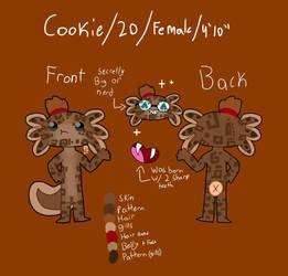 Cookie // read desc! by thunderheart321