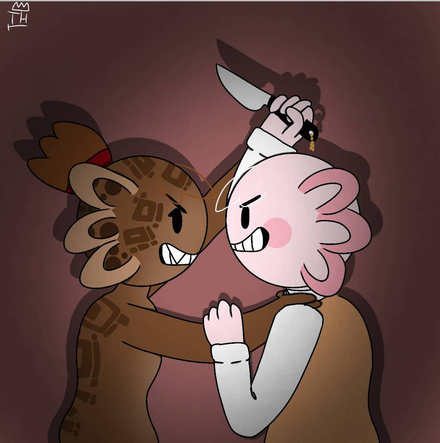 don't f*** with me (gift for sir fluff!) by thunderheart321