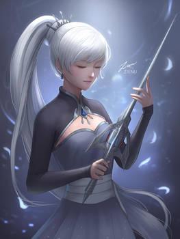 Weiss Schnee by Zienu