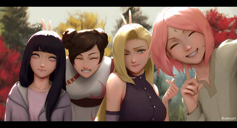 Smiles! by Zienu