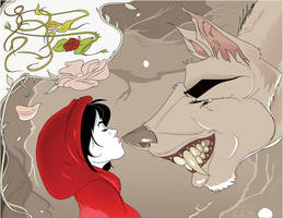 Red Riding Hood by Wenamun