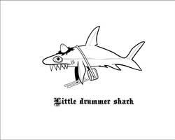Drummer Shark by Wenamun