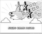Flying Shark Deluxe by Wenamun