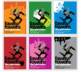 Fawlty Towers by hashir