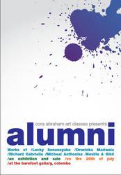 Alumni Poster by hashir