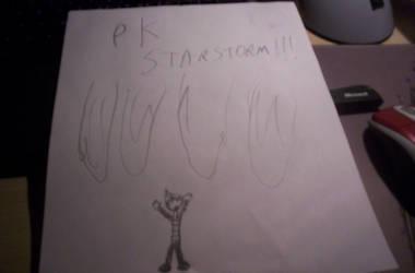 PK Starstorm by komikmaker